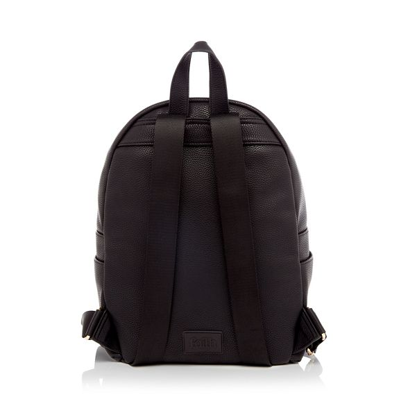 Faith Faith zip Black Black zip backpack double double vvzqwxCB