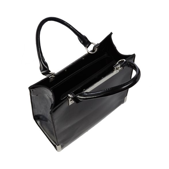Black bar bag grab Faith metal xYq6fxZg