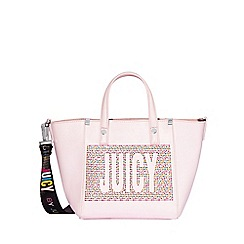 Juicy Couture - Light pink 'Arlington' tote bag