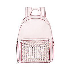 Juicy Couture - Light pink 'Aspen' backpack