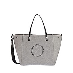 Juicy Couture - Grey 'Arlington' tote bag