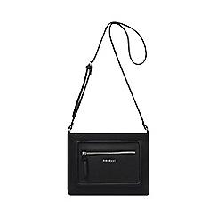 Fiorelli - Black 'Bella' slim crossbody bag