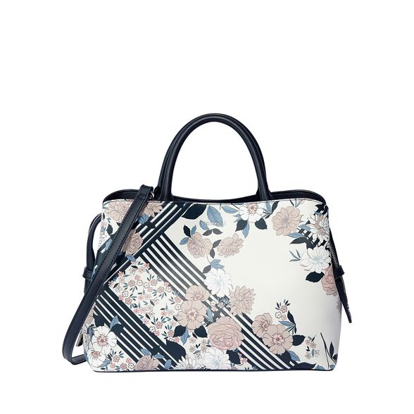 Fiorelli print Multi floral 'Bethnal' bag coloured zT7gz