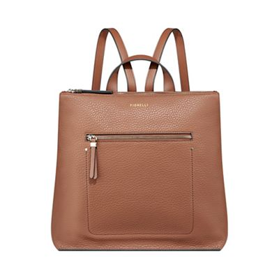 Fiorelli   Tan 'finley' Backpack by Fiorelli