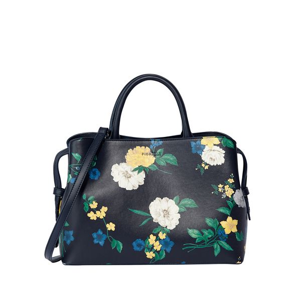'Bethnal' print Navy bag Fiorelli floral 4Wq0FwX