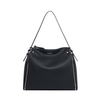 Fiorelli   Black 'fleur' Large Shoulder Bag by Fiorelli