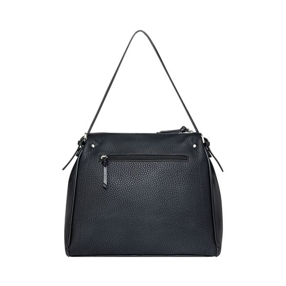 bag Black large shoulder 'Fleur' Fiorelli qfwxRR0