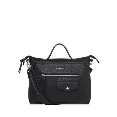 Fiorelli   Black 'heldi' Mini Grab Bag by Fiorelli