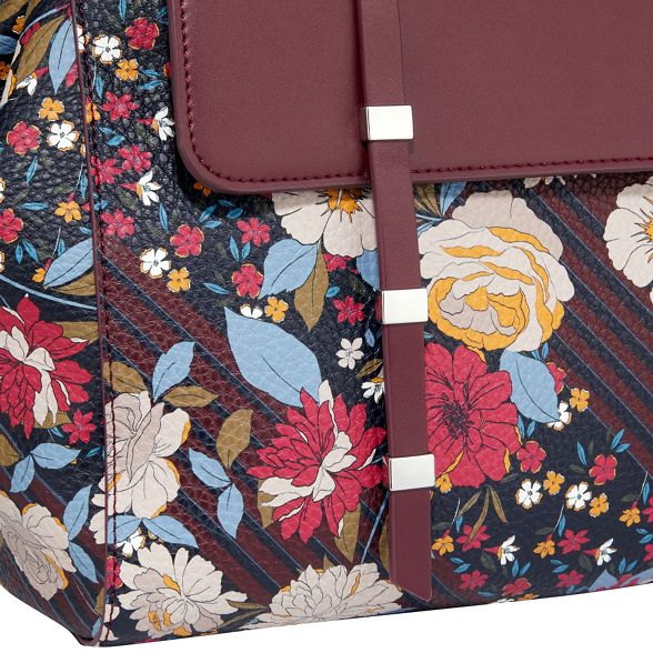 Fiorelli floral Multi coloured print bag 'Soho' shoulder qqZ1Pawr