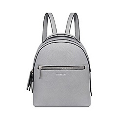 4d8adcfe88c0 Fiorelli - Light grey  Anouk  small backpack