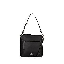 Fiorelli Black Elliot Large Hobo Bag