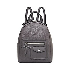 Fiorelli - Grey 'Avery' mini backpack
