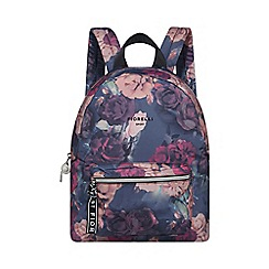 Fiorelli - Multi-Coloured Floral Print 'Strike' Core Backpack