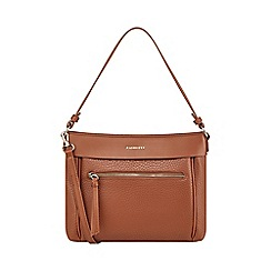 Fiorelli - Tan 'Barton' crossbody bag
