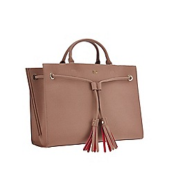 Cavalli Class - Light pink 'Lisa' large grab bag