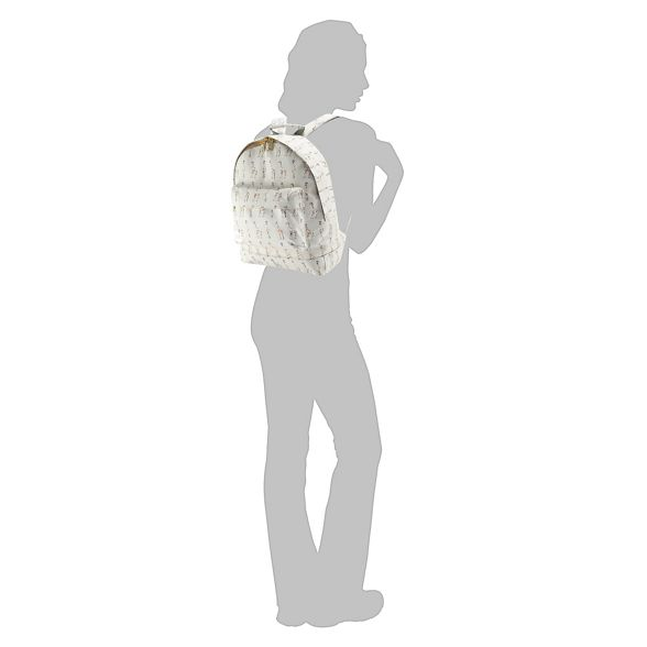 Pac backpack print White giraffe Mi 1gSq6OB6