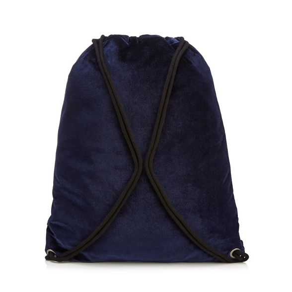 Pac drawstring backpack Mi velvet Blue v0SqwxBH