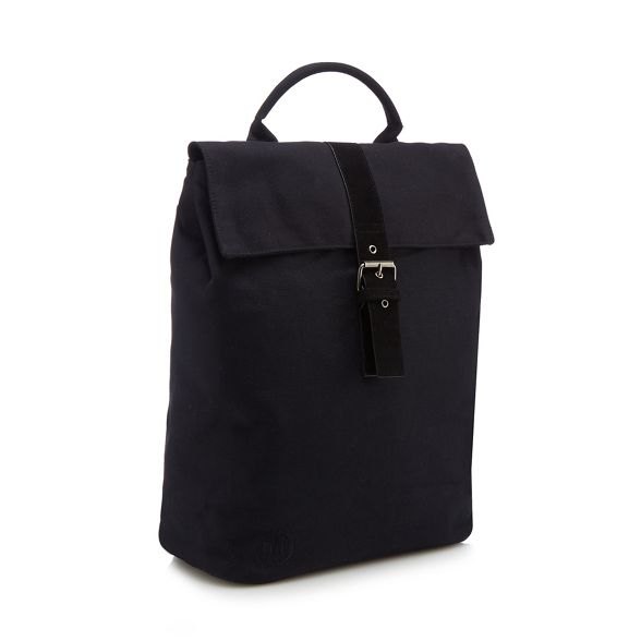 Black canvas backpack 'Day Pac Mi Pack' 5qw0CSx7