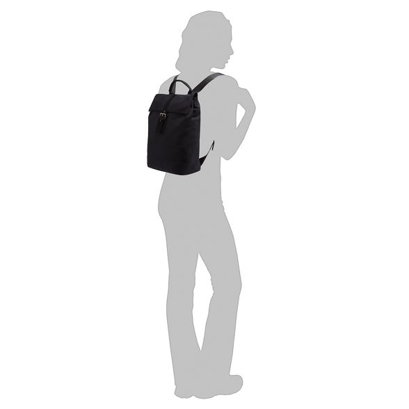 Pack' 'Day Black Pac backpack Mi canvas wqIB7xv