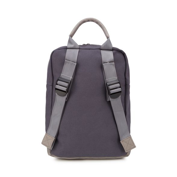 canvas Grey Mi Pac backpack Mi backpack Grey canvas Pac Grey Pac backpack Mi canvas PwqxYR