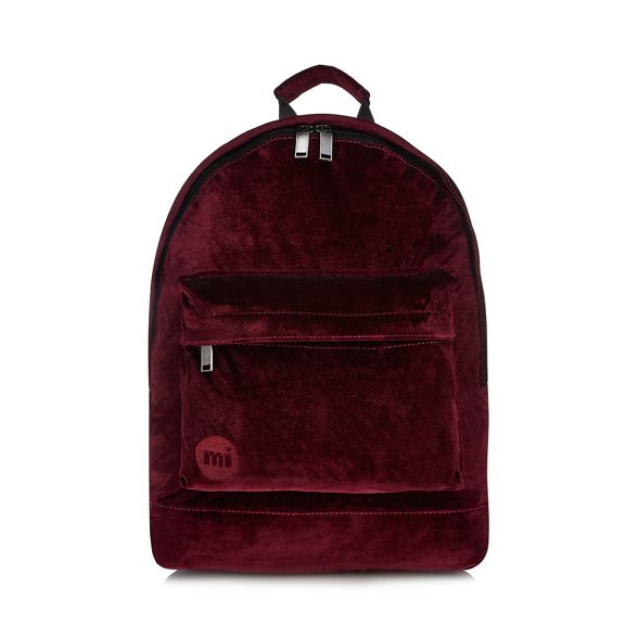 backpack Mi Pac red velvet Dark 4qH8qFwP