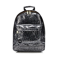 Mi-Pac - Black glitter backpack