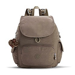 Kipling - Cream 'City Pack' small backpack