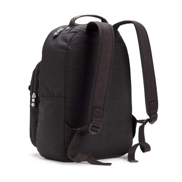 Seoul' 'Clas Black Kipling backpack large wvZxB