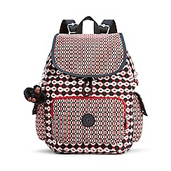 Kipling - Multi-Coloured 'City Pack' Small Backpack