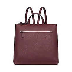 Fiorelli - Wine Red 'Finley' Backpack Bag