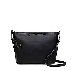 Radley Black Leather Patcham Palace Medium Cross Body Bag