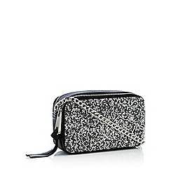J by Jasper Conran - Silver embellished cross body bag
