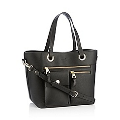 J by Jasper Conran - Black 'Rome' Tote Bag