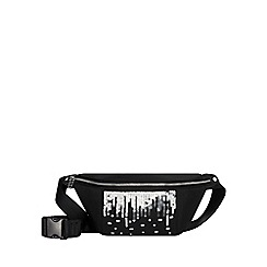 Juicy Couture - Black 'Jackson' Bumbag