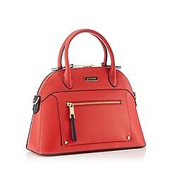 Principles - Red 'Natasha' Dome Bag