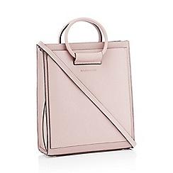 RJR.John Rocha - Light Pink 'Bond Street' Large Grab Bag