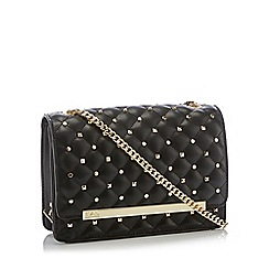 Star by Julien Macdonald - Black Quilted 'Gigi' Cross Body Bag