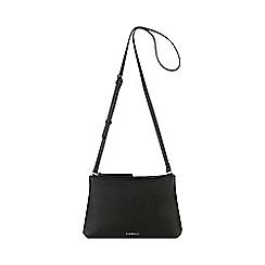 Fiorelli Black Daisy Crossbody Bag