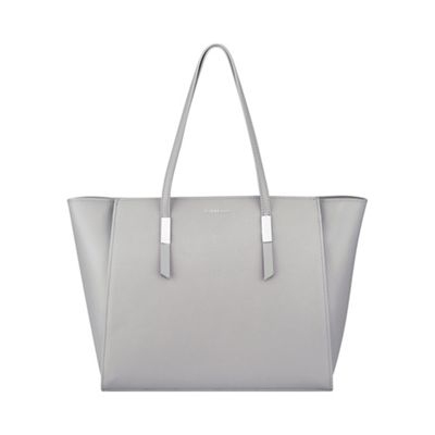 Fiorelli   Grey 'logan' Tote Bag by Fiorelli