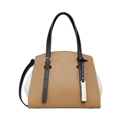 Fiorelli   Tan 'clarendon' Mini Tote Bag by Fiorelli