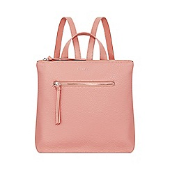 Fiorelli - Pale Pink 'Finley' Small Backpack