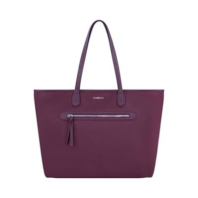 Fiorelli   Wine 'talia' Tote Bag by Fiorelli