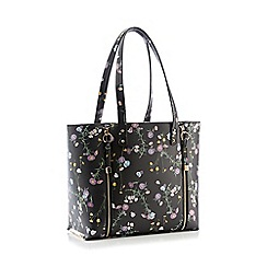 Faith - Multicoloured Floral Print 'Isla' Shopper Bag