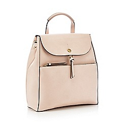 Mantaray - Light Pink 'Eastbourne' Backpack