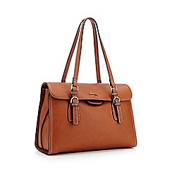 Mantaray - Tan 'Padstow' Large Grab Bag