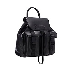 KENDALL + KYLIE - Black 'Poppy' Mini Backpack