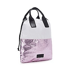 KENDALL + KYLIE - Pink 'Layla' Small Backpack