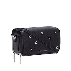 KENDALL + KYLIE - Black 'Chrissy' Cross Body Bag