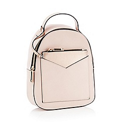 Faith - Pale Pink 'Hayley' Backpack