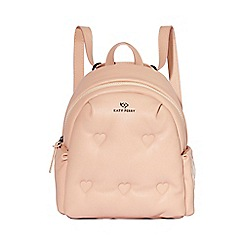 Katy Perry - Light Pink 'Percy Puffy' Mini Backpack